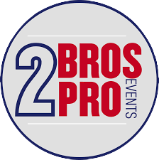 Proud Annual Sponsors of 2 Bros Pro Events