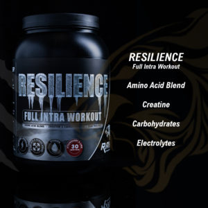 Resilience – Strawberry & Lime